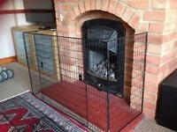 Fire guard/ safety gate/ room devider