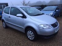 VOLKSWAGEN FOX 1.2 URBAN HATCH 3DR 2008(57) *IDEAL FIRST CAR*CHEAP INSURANCE* VERY LOW MILEAGE