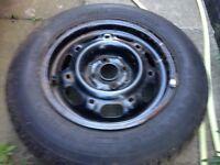 volkswagen passat wheel 185 65 14 tyre