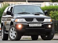 MITSUBISHI SHOGUN SPORT - YOU WILL NOT FIND ONE BETTER !!! - ONLY AN AMAZING 50K - FULL HISTORY