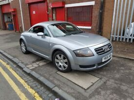 Audi TT 1.8 T Coupe 3dr Great Stylish Looking Motor Future Classic 2006