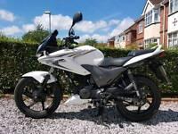Honda CBF 125 reduced