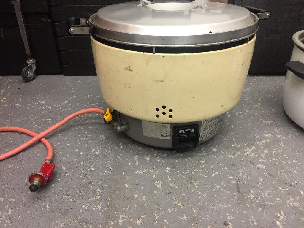 Rinnai Gas Rice Cooker LPG