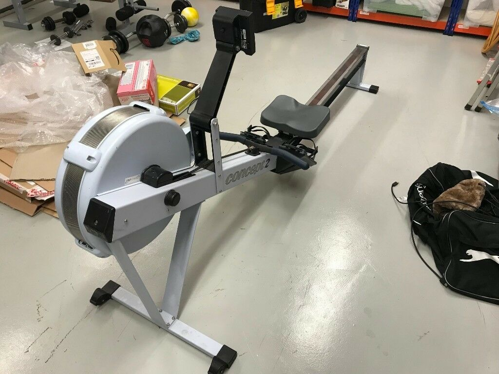 Used Concept 2 Rower >> Well Maintained And Rarely Used Concept 2 Rower In Radlett Hertfordshire Gumtree
