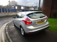 63 PLATE FORD FOCUS ZETEC TDCI ONLY £20 ROAD TAX 64K MILEAGE 2 FORMER OWNERS ...