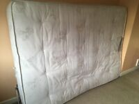 DOUBLE MATTRESS LISTED FOR QUICK SALE
