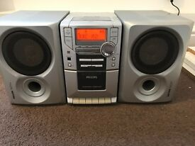 Philips Micro stereo system