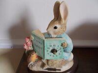 Peter Rabbit Clock