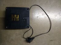 dewalt battery charger de9117 used