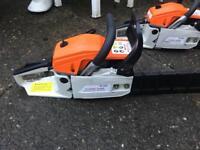 2 bran new chainsaws not stihl / makita / husqvarna 2 Stroke garden tool