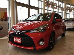 2016 Toyota Yaris SE Demo , Only 400 kms! Time to start saving!