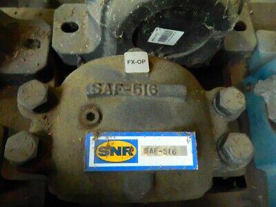 Snr Saf-516 Split Pillow Block Housing