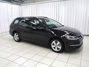 2018 Volkswagen Golf SportWagen --------$1000 TOWARDS TRADE ENHA