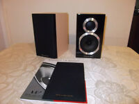 Wharfedale Diamond 10.0 speakers
