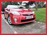 (UK Prius)- 2010 Toyota Prius 1.8 T Spirit HyBrid Auto - Navigation - Park Camera - Part Exchange OK