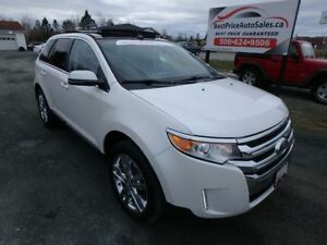 2013 Ford Edge LIMITED!! AWD!! PANO ROOF!! NAVI!! LEATHER!!