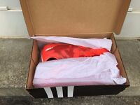 ADIDAS MENS FOOTBALL BOOTS - SIZE 11