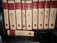 Charles Dickens Hard Back Folio Novels
