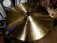 For sale paiste 18 2002 big beat crash cymbal