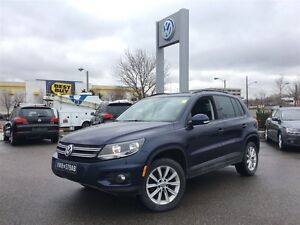 2013 Volkswagen Tiguan Comfortline 6sp at Tip 4M SPECIAL OF THE