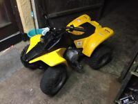 50cc semi auto quad