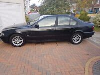 2003 BMW 530D SE AUTO, FSH, 1 previous owner, bluetooth headset, upgraded HID lights, MOT May 2017