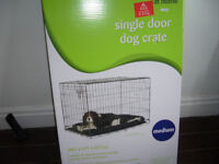 Dog Crate - new