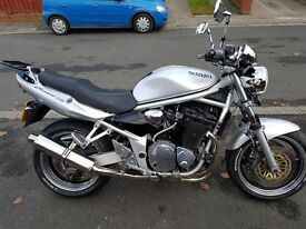 hi here we have a very nice ****1200 bandit**** on a 55 plate