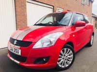 2011 61 Suzuki Swift *NEW SHAPE*3dr SZ3 1.3 Petrol**60,000 Miles**FULL MOT&SERVICE*n corsa yaris 500