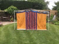 VW drive away awning Punch & Judy tent