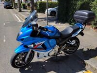 Suzuki GSX650F with many extras - Excellent all rounder