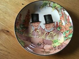 Royal Doulton series ware 'Zunday & Zmocks'