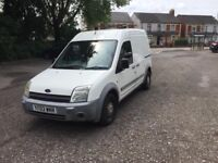 Ford connect van (high) spares or repair