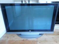 50 inch LG PLASMA TV for sale
