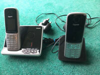 Gigaset S795 2 handsets with Digital Answering Machine