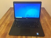 EXCELLENT Condition DELL E5450 , i5 5200U ( 5th Gen.) 8GB Ram , Windows 10 Laptop