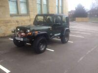 Jeep wrangler 4.0 high output