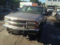 Pick up gmc 1997 6.5 turbo diesel
