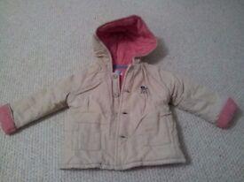 John Lewis Baby Winter Coat
