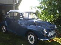 Morris 1000 CONVERTIBLE 1098CC