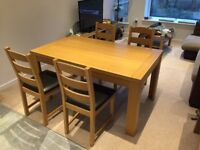 Table And Chairs In Dorking Surrey