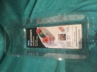 NOVO ORGANISER FRIDGE BASKET NEW UNUSED