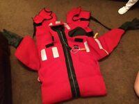 Brand new Crewsaver suit