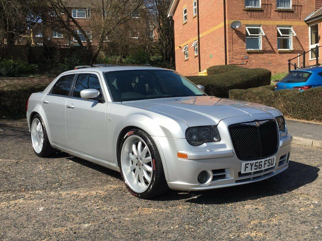 2006 chrysler 300c srt 8 hemi auto silver custom modified. Black Bedroom Furniture Sets. Home Design Ideas