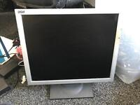 """17"""" tft LCD monitor."""