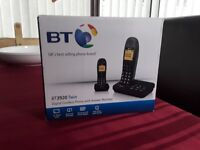 BT 3920 Twin Cordless Phone and Answer Machine