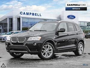 2014 BMW X3 xDrive28i priced for quick sale