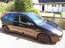 2001 Ford Focus Ghia