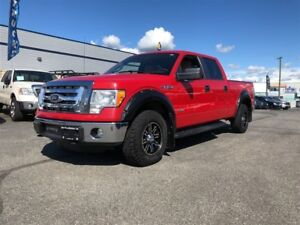 2012 Ford F-150 XLT XTR 4WD ECOBOOST Includes Wheel & Flare Pack
