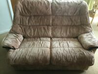 Two seater sofa, free to good home